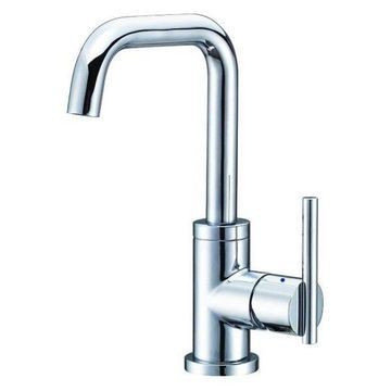 Danze D230558 Parma Single Hole Bathroom Faucet, Chrome