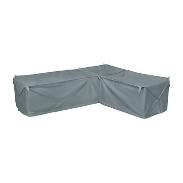 Storigami Easy Fold Right-Facing Sectional Cover Gray - Classic Accessories