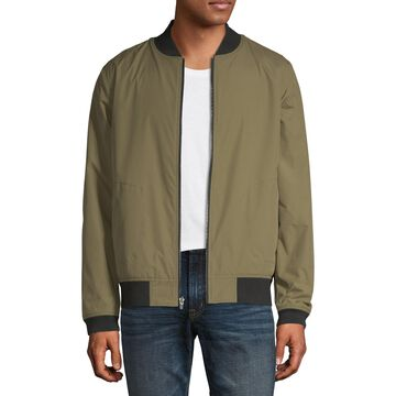 Msx By Michael Strahan Midweight Bomber Jacket