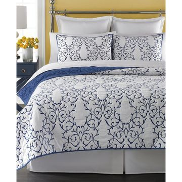 Cotton Chateau Twin Quilt, Created for Macy's