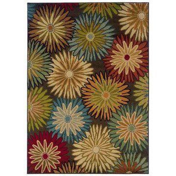 Oriental Weavers of America Marston, Charcoal