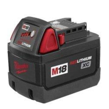 Milwaukee M18 Lithium-Ion Xc Battery