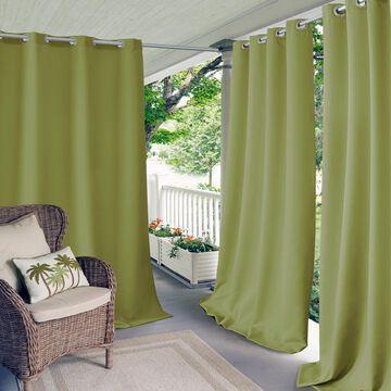 Elrene Connor Indoor/ Outdoor Grommet-Top CurtainPanel