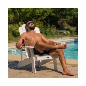 Blue Wave Island Retreat Adirondack Chair