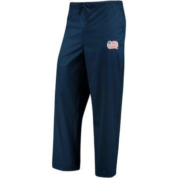 Concepts Sport Navy New England Revolution Scrub Pants