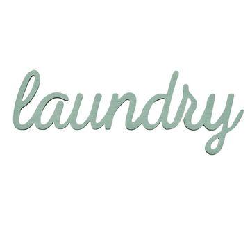 Stratton Home Decor Laundry Wall Art