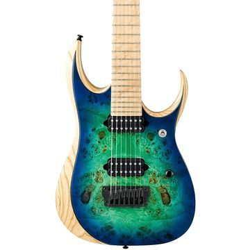 Iron Label RGD Series RGDIX7MPB 7-String Electric Guitar (26.5