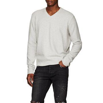 ATM Anthony Thomas Melillo Brushed Wool-Blend Sweater