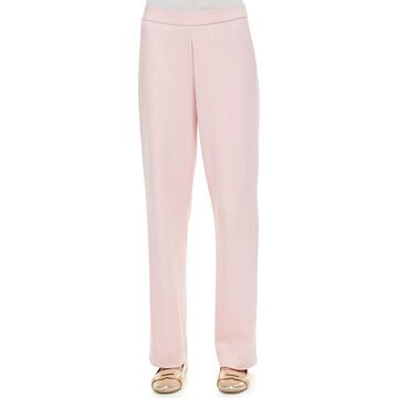 Petite Cotton Interlock Pants
