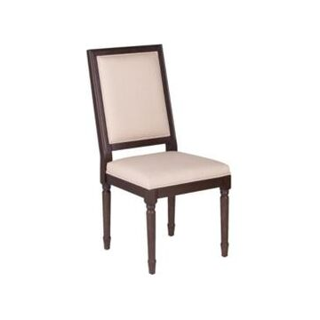 Southern Enterprises Rene Upholstered Dining Chairs 2 Piece Set