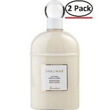 SHALIMAR by Guerlain BODY LOTION 6.8 OZ for WOMEN (Package Of 2)
