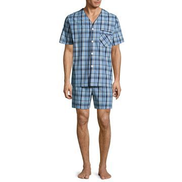 Stafford Pajama Short Set