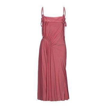 CEDRIC CHARLIER Long dress