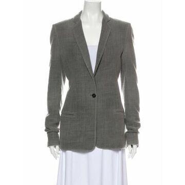 Virgin Wool Blazer Wool