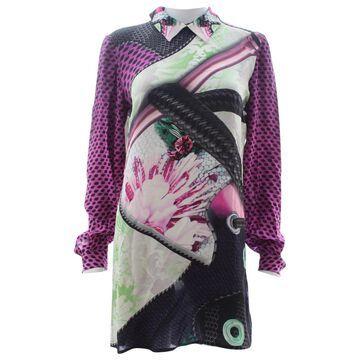 Mary Katrantzou Multicolour Silk Dresses