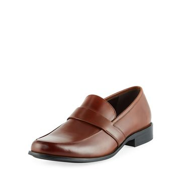 Men's Smooth Leather Loafers