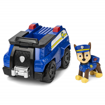Paw Patrol Chase s Patrol Cruiser Vehicle with Collectible Figure