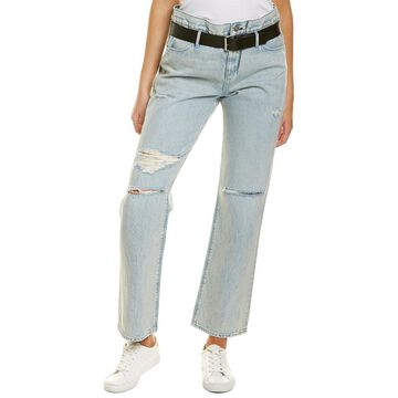 Rta Belted Baggy Pant