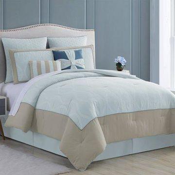 Amrapur Overseas Inc. Tropez 8 Piece Comforter Set