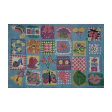 Fun Rugs SupremeFunky Quilt Rug