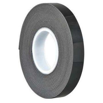 3M 4949 3M 4949 VHB Tape 3.25'' x 5yd, Black, 45 mil