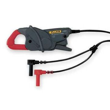 AC Clamp On Current Probe,0.5 to 200A