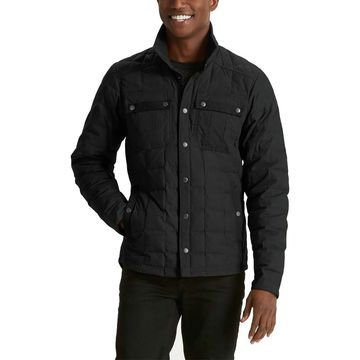 NAU Utility Down Shirt Jacket - Men's