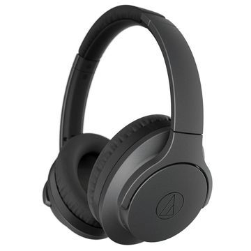 Audio-Technica Black QuietPoint Wireless Active Noise-Cancelling Headphones