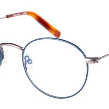 Farah FHO 1018 006 Men's Glasses Blue Size 49 - Free Lenses - HSA/FSA Insurance - Blue Light Block Available