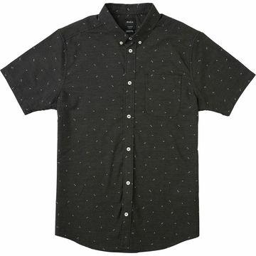 RVCA That'll Do Print Short-Sleeve Shirt - Men's