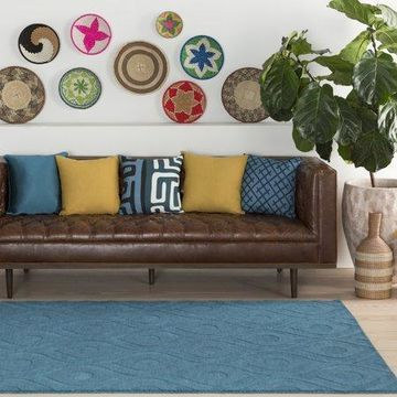 Artistic Weavers Central Park Zara 6' Round Area Rug