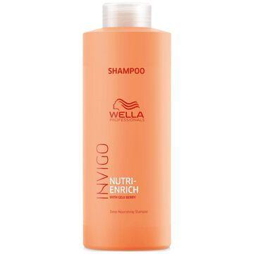 Wella Invigo Nutri-Enrich Deep Nourishing Shampoo, 33.8-oz, from Purebeauty Salon & Spa