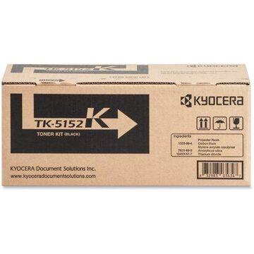 Kyocera, KYOTK5152K, TK-5152 Toner Cartridge, 1 Each