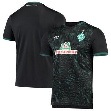 Umbro SV Werder Bremen Black 2019/20 Third Replica Jersey