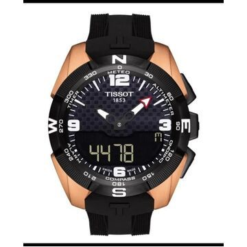 Tissot T-Touch Expert Solar NBA Special Edition Men's Watch T091.420.47.207.00 T091.420.47.207.00