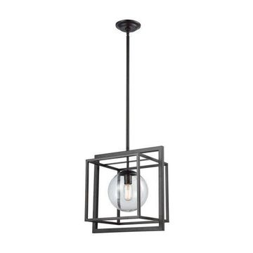 Dimond Lighting Beam Cage - One Light Pendant