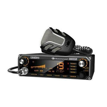 Uniden Bearcat 980 SSB Radio with Noise Cancelling Mic