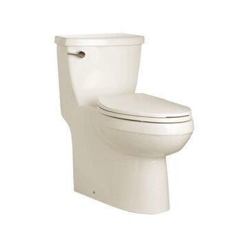 Mirabelle MIRBD241S Bradenton One-Piece Elongated Toilet, Biscuit