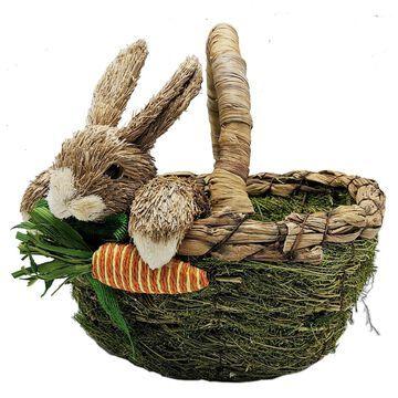 Rabbit Head Basket by Celebrate It
