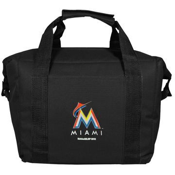 Miami Marlins Kooler Bag - Black