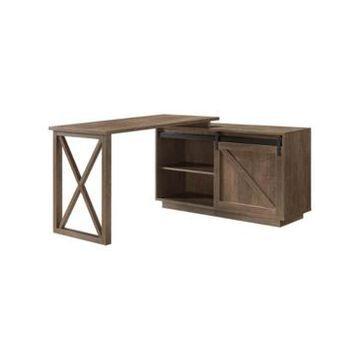Furniture of America Dalkeith L-Shape Desk
