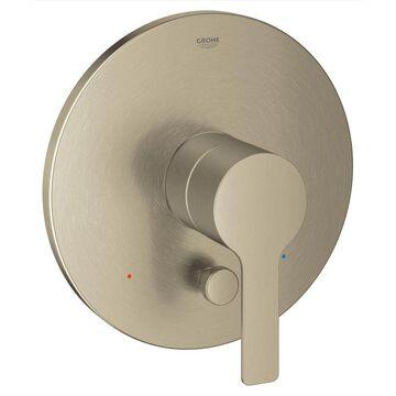 GROHE Brushed Nickel Lever Shower Handle | 29168EN1