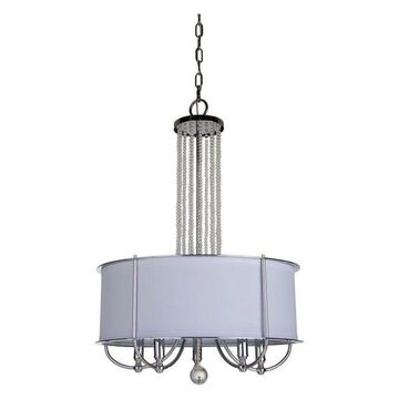 Jeremiah Lighting 40695 Cascade 5-Light Light Pendant