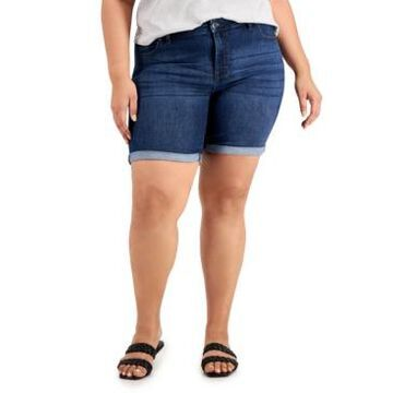 Celebrity Pink Plus Size Bermuda Shorts