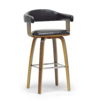 Baxton Studio Quigley Counter Stool