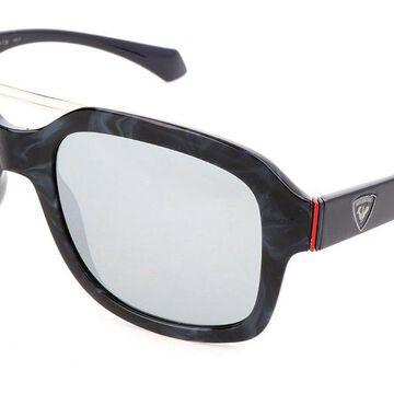 Rossignol R002 070.000 Men's Sunglasses Black Size 53
