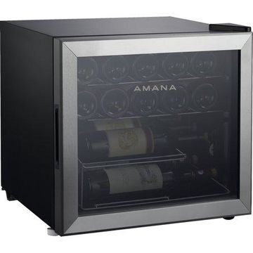 Amana 16 Bottle Wine Cooler with Mechanical Temperature Control