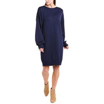 Fuzzi Wool Sweaterdress