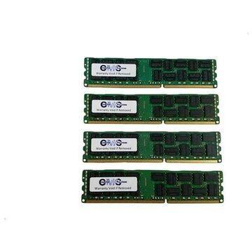 32Gb (4X8Gb) Memory Ram 4 Lenovo Thinkserver Ts140 Ecc Unbuffered By CMS (B90)