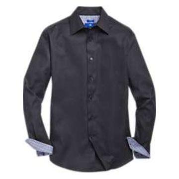 Egara Black Sport Shirt